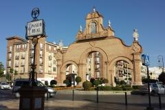 Stadteingang von Antequera