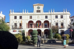Rathaus Priego de Cordoba